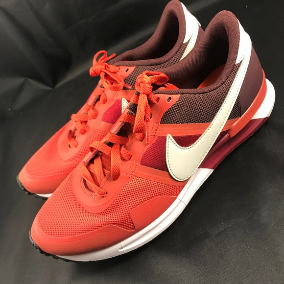 separation shoes 7b7e9 54e36 Nike Air Pegasus 8330 Red ClayNeutral Grey sz 11